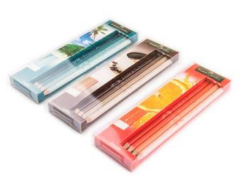 Faber-Castell Pencil Set - 4 graphite pencils and eraser
