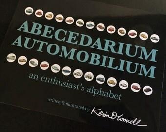 Abecedarium Automobilium an enthusiast's alphabet