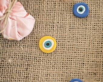 "the ""eye"" pins"