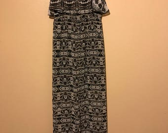 Express Dress with Slit XSMALL