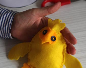 Cheston the Easter Chick - Make it Better Downloadable Instructions
