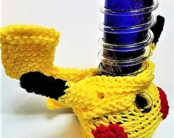 Pikachu Waterpipe Cozy
