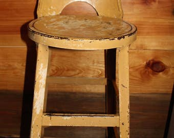 Antique All Original Stool