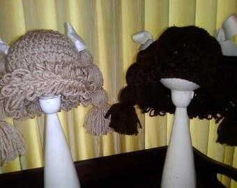 Cabbage patch kid childrens hat