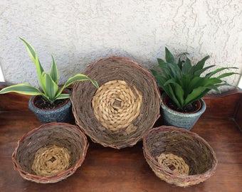 Nesting Set Of Nest Baskets
