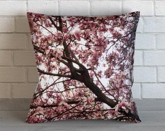 Pink Magnolia Tree 2