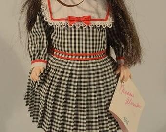 Vintage Madame Alexander Gigi Doll