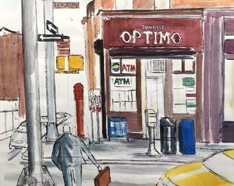 Sunrise Optimo Store