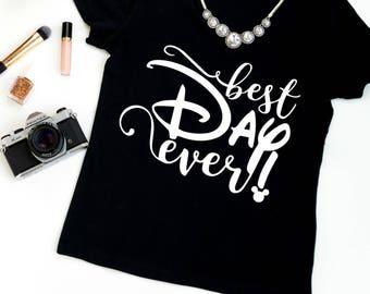 Disney Best Day Ever, Disney Shirt, Women's Disney Shirt, Disney Trip Shirt, Family Disney Shirt, Disney Shirt