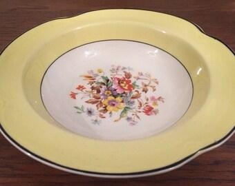 Vintage Pareek Johnson bros bowl