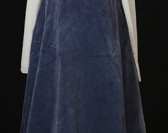 Middle Ages dress Velvet