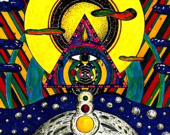 Astronomy Domine - original work