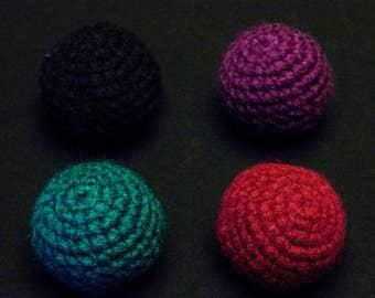 Catnip Balls - Dark Colors