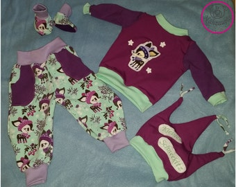 Baby set (sample image)
