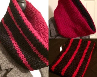 Made to Order Two Color Reversible Cowl