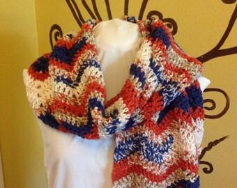 Hug wrap scarf