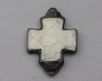 Large Soldered Cross (connector)