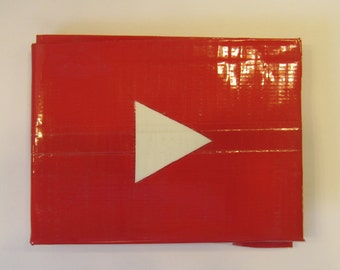 YouTube Duct Tape Wallet