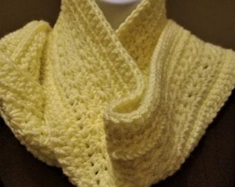 Yellow Crochet Super Scarf-Crochet Scarf-Yellow Scarf-Womens Extra Long Scarf-Crochet Super Scarf-Yellow Super Scarf