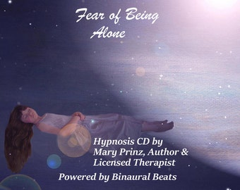 Fear of Being Alone Hypnosis CD
