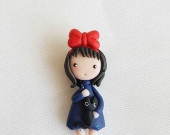 Chibi Kiki necklace