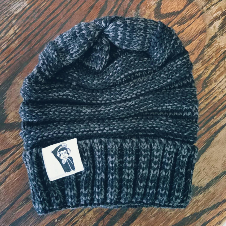 ecccdb1dfb5 Charcoal knit