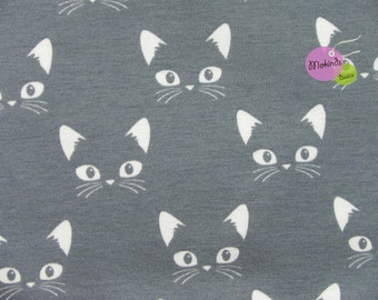 Jersey cats cat organic Jersey mint taupe