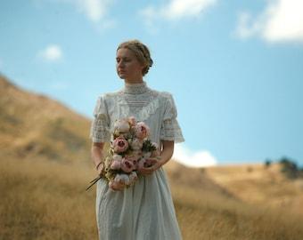 Victorian style wedding dresses   Etsy UK