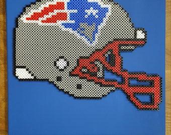 Patriots Helmet Wall Art