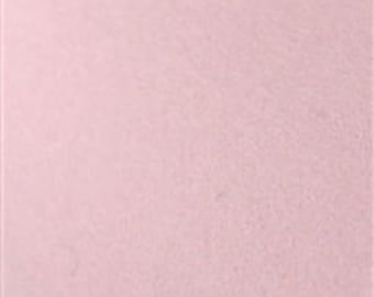 Carnation Pink- Merino Wool Felt
