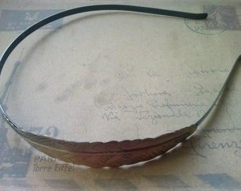 Bronze headband ~ spring ~