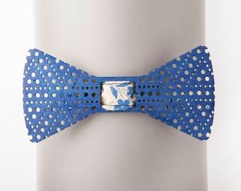Yeb Blue Bow Tie
