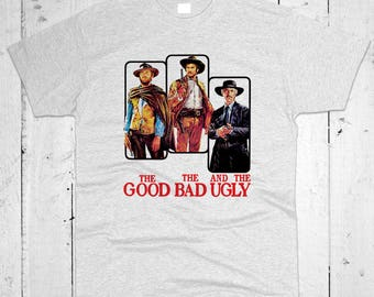 The Good, The Bad, And The Ugly Men T-shirt