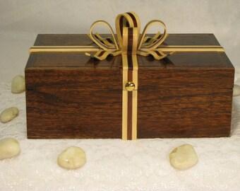 Jewelry Box, Wood Jewelry Box, Wooden Jewelry Box, Wood Box, Wooden Box, Valentines Gift, Handmade Wooden Box, Small Box, Storage Box, #002