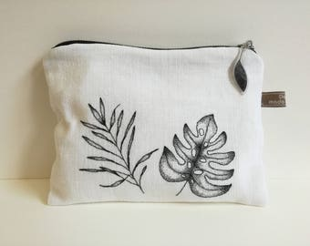 Embroidered cover - Embroidery - embroidery