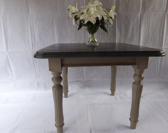 NOW ** SOLD ** Vintage Style Table/Breakfast/Study Table