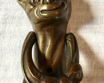 Original Cheshire Cat Door Knocker
