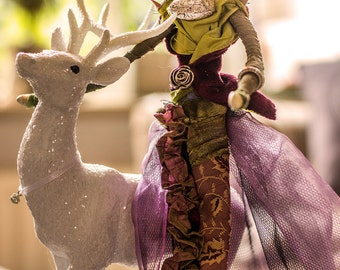 Wiccan Art Doll Arcana the Queen