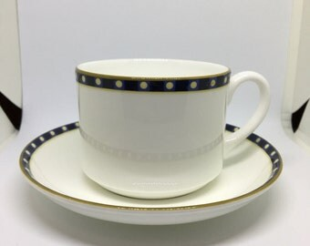 Wedgwood Bone China Tea Cup Set