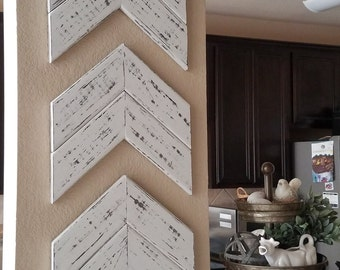 Set of 3 Wall Chevrons