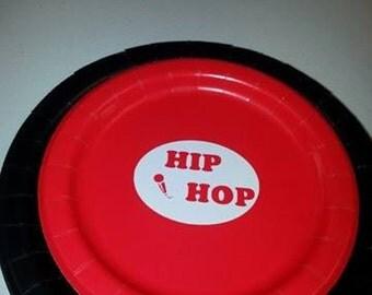 Hip Hop Party supplies