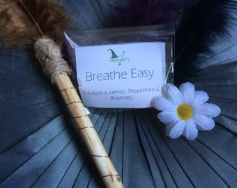 Breathe Easy Aromatherapy Inhaler