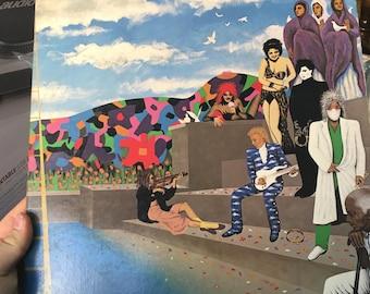 Prince around the world in a day Vinyl Record Album LP