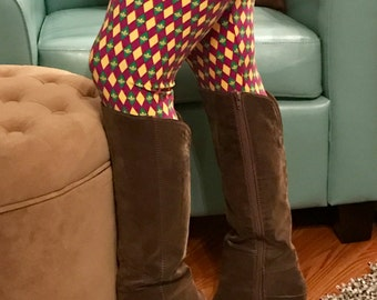 Mardi Gras Leggings!!