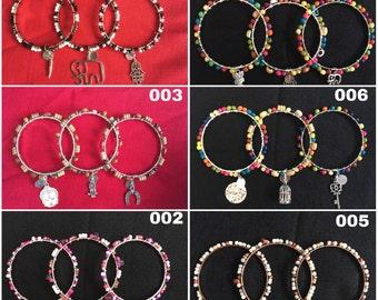 "Gypsy Bracelets ""BOHO"" Bangles"