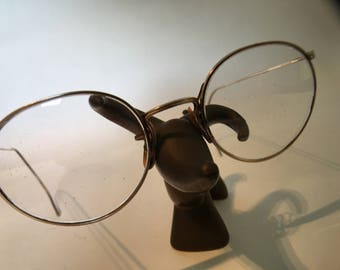 Gold Filled Round wire rim Glasses