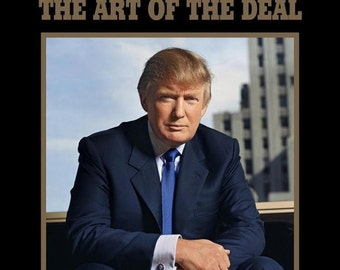 Trump: The Art Of The Deal - eBook, iPad, Kindle, Tablet... (Fast Instant Delivery) ePub, PDF, Mobi