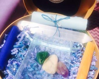 Full Moon in Scorpio Ritual Kit / Magick Kit / Scorpio Ritual / Scorpio Full Moon / Full Moon Magic
