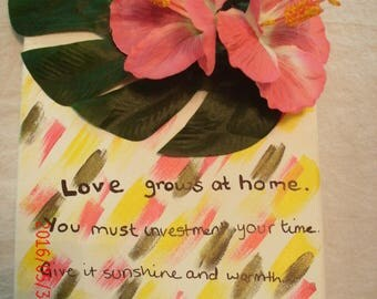 Love Grows At Home