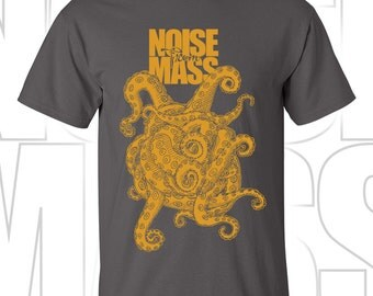 Noise From Mass - Octo - T-shirt